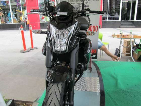 Test Ride Ariefinm