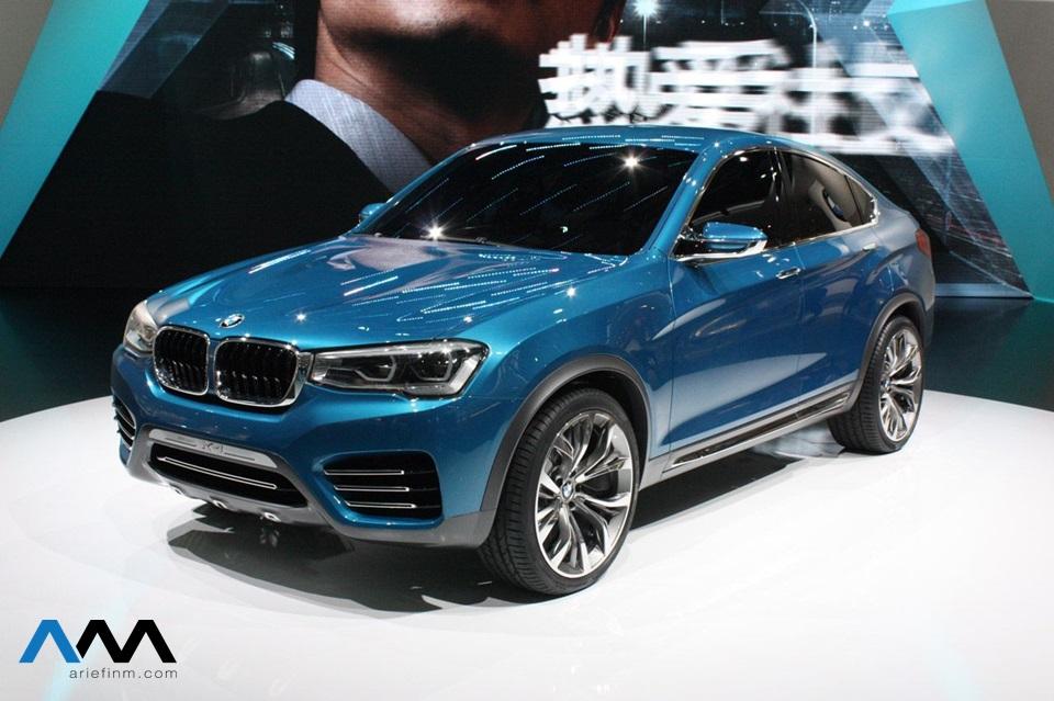 BMW_X4_shanghai