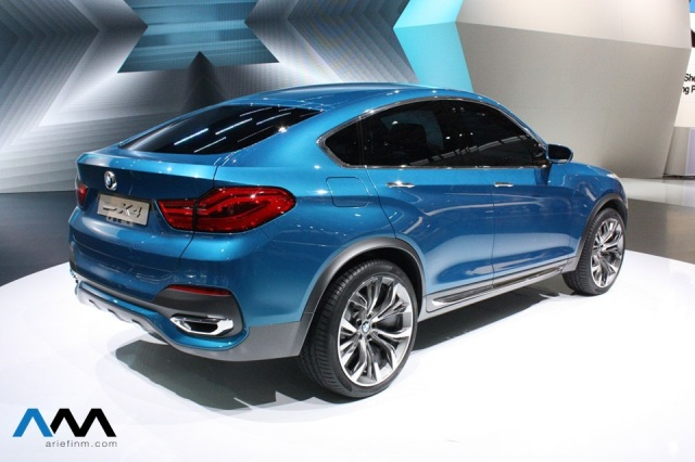 BMW_X4_shanghai_back