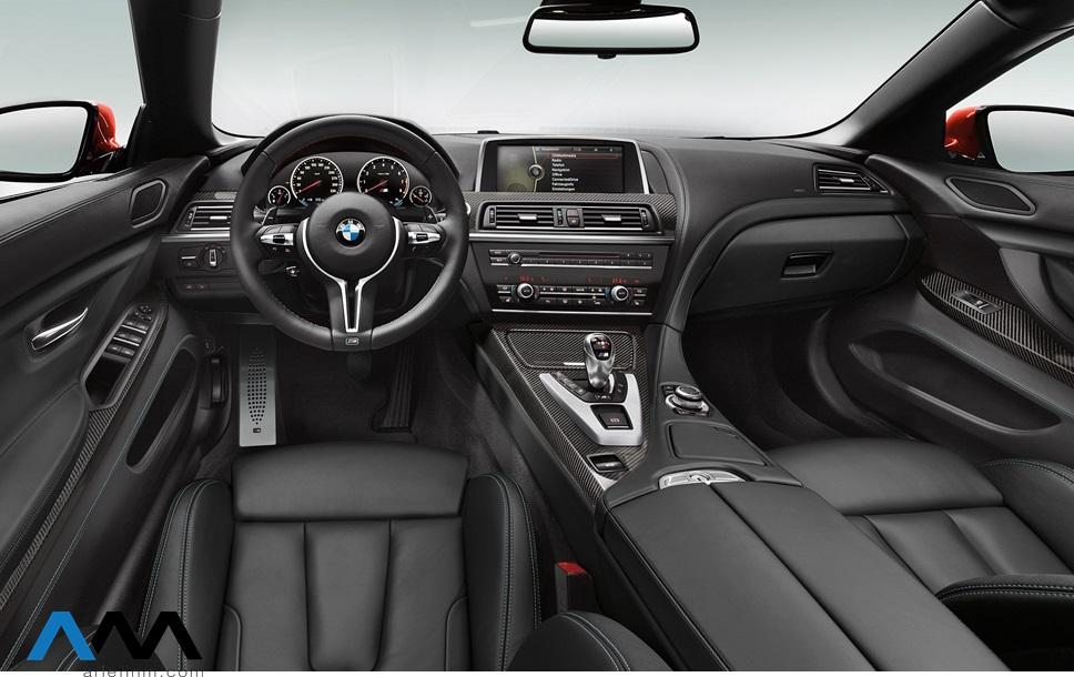 M6 interior