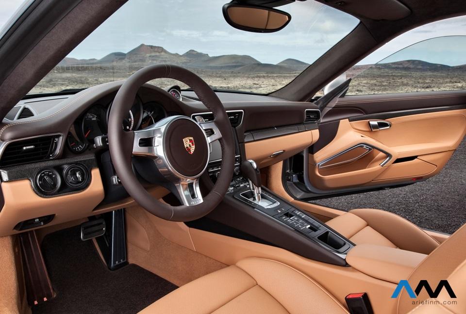 911_turbo_interior