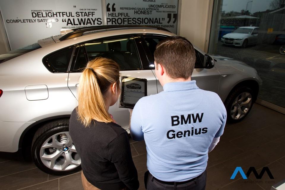 BMW Genius