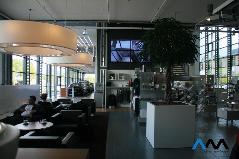 Coffee time BMW