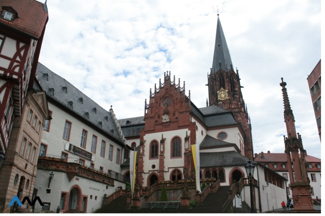 Aschaffenburg__Old_Church