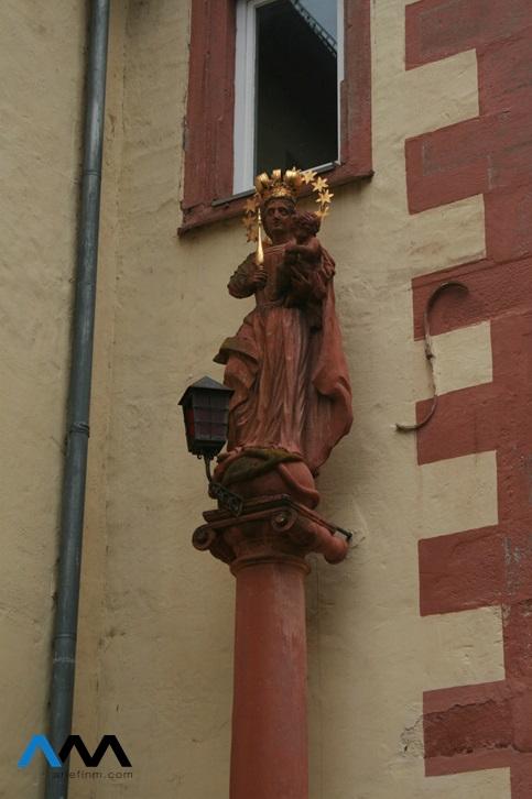 Aschaffenburg__statue
